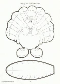 Squish Preschool Ideas: November - lots of Preschool ideas on this website
