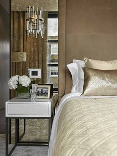 Guest Bedroom, Beau House - Morpheus London