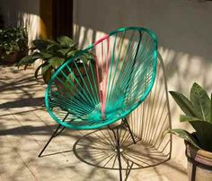 Lagoon Handmade Chair