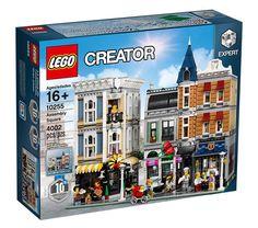 #Lego #LEGO® #10255   LEGO Creator product_label_list_price_accessibility239,99 Gebäudeset  Alter: 16+ Teile: 4002LEGO ® Creator Stadtleben 10255.    Hier klicken, um weiterzulesen.  Ihr Onlineshop in #Zürich #Bern #Basel #Genf #St.Gallen