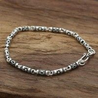 Mens Sterling Silver Jewelry: buy fashionable & stylish cheap mens silver jewelry including rings, bracelets, necklaces & chains made of 925 sterling silver. Mens Silver Jewelry, Silver Bracelets For Women, Cheap Silver Rings, Sterling Silver Bracelets, Silver Earrings, Earrings Uk, Bangles, Jewelry Bracelets, Men's Jewellery