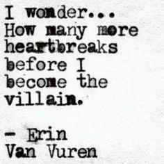 Too late  Erin Van Vuren