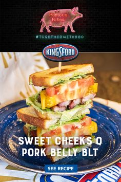 Grilling Recipes, Cooking Recipes, Baby Food Recipes, Pork Belly Recipes, Gourmet Burgers, Sweet Cheeks, Best Sandwich, Pork Dishes, Wrap Sandwiches