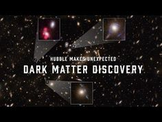 In measuring how dark matter's gravity distorts space, researchers found that small-scale concentrations of dark matter in clusters produce distortions 10 times stronger than expected. This evidence is based on observations of several massive galaxy clusters by Hubble and the European Southern Observatory's Very Large Telescope (VLT) in Chile.