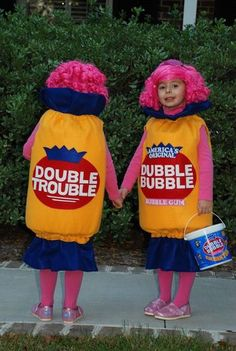 Sent in by Melanie S. from Mount Pleasant, SC. Send us photos of your funny Halloween costumes!