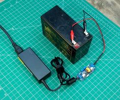 "Hey! everyone My name is Steve .Today i'm going to show you How to Make 12v Battery ChargeWith this charge you can charge any type of 12 v battery even your car batteryit is very necessary in cold days because battery drains out very quickly .This Charger features 2 step Charging 1. Constant Current 2. Constant Voltage it is very safe and stable for daily use ""it's very standard ""Click Here to See The Video Let's Start"
