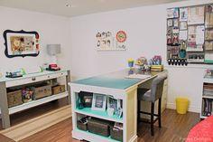 craft rooms - Pesquisa Google