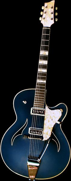Framus Black Rose.  #guitar  #product  #design