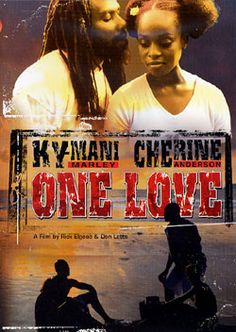 One Love movie - Ky-Mani Marley & Cherine Anderson