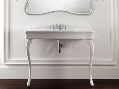 Discover Devon&Devon's consoles: Italian quality and retro style. Devon Devon, Colette, Le Prix, Bathroom Furniture, Dressing Room, Master Bathroom, Consoles, Florence, Sweet Home