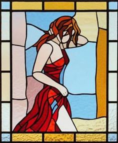 Alexandre Bikady - Artisan vitrailliste - Méthodes Tiffany et traditionnelle…