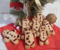 Per Natale preparate gli omini di pan di zenzero con i vostri bimbi e vi divertirete un sacco