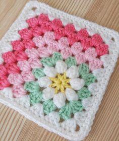 314 Likes, 16 Kommentare - Neslihans Hobby-Workshop ( - crochet patterns - Crochet Bedspread Pattern, Crochet Cushions, Crochet Blocks, Granny Square Crochet Pattern, Crochet Stitches Patterns, Crochet Squares, Crochet Motif, Crochet Designs, Crochet Doilies