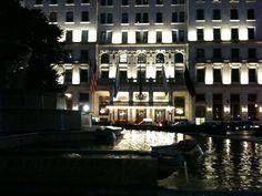 Plaza Hotel, NYC, 2010; Photo: Philip M. Tusa.
