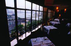 M on the Bund restaurant.