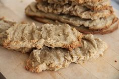 Anne's Odds and Ends: Homemade baby teething biscuits