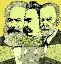Oração ao Deus desconhecido Dos três mestres da suspeita: Nietzsche, Freud e Marx, o que é considerado como sendo o mais ateu é sem dúvida Nietzsche. Sua famosa frase: Deus está morto, tem causado tanto a euforia dos incrédulos quanto a odiosa repulsa dos crentes. Porém, aqueles que se detiverem para analisar o contexto dessas suas palavras haverão de concordar que ele fala de um tipo de Deus que ambas as facções desejariam que sequer tivesse sido considerado na nossa História,
