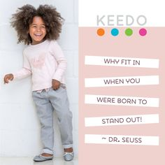 Keedo, a trusted and proudly South African brand, blends imagination, comfort and style to create functional and fashionable designer clothes for kids worldwide. Get The Look, Words, Fitness, Keep Fit, Horse, Rogue Fitness