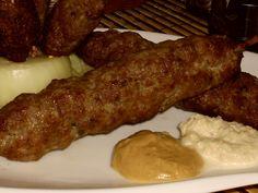 Sausage, Steak, Pork, Food And Drink, Chicken, Straws, Fine Dining, Pork Roulade, Sausages