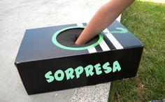 7 juegos divertidos para hacer con cajas de cartón   Disney Babble