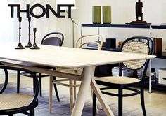 Source-a-id - TABLE 1060 / THONET