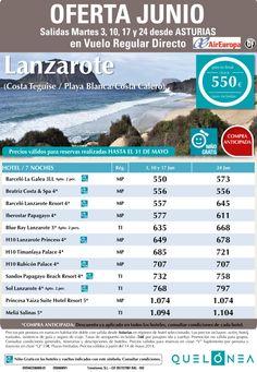 Of. Junio ACE (C.Teguise, Playa Blanca y C.Calero) desde 550€ tax incl.Salidas desde Ovd 3,10,17y24 ultimo minuto - http://zocotours.com/of-junio-ace-c-teguise-playa-blanca-y-c-calero-desde-550e-tax-incl-salidas-desde-ovd-31017y24-ultimo-minuto/