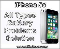 Apple iPhone 5s Repair - Fix All Types of Battey Problems  http://ift.tt/2xpBzUK