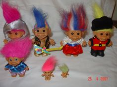 I used to love collecting these in the 80s/90s