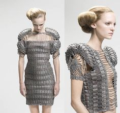 Sandra Backlund, Swedish fashion designer