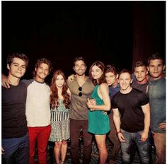 Minus Allison, Ethan, and Aiden and carry on with season 4.