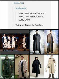 Castiel, Hamilton, Loki
