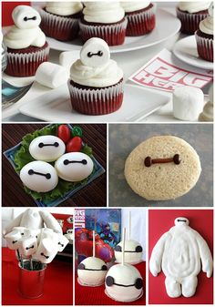 Plan A Baymax Size Celebration With These Big Hero 6 Birthday Party Ideas