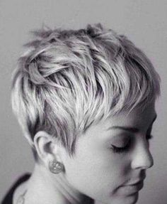 11.Tousled Pixie Cuts