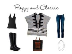 Every Style: Poncho, Preppy and Classic