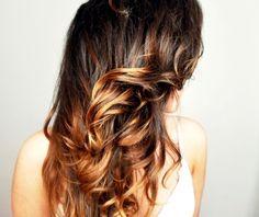 #hair #dye #ombre