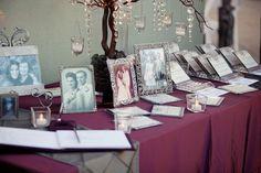 Vintage Hollywood Wedding