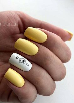 60 Lovely Short Acrylic Square Nails Design Ideas Spring & Summer - Most beautiful Nail models Square Nail Designs, Simple Nail Art Designs, Nail Designs Spring, Perfect Nails, Gorgeous Nails, Trendy Nails, Cute Nails, Black Acrylic Nails, Acrylic Art