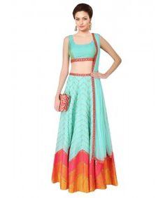 Kmozi Latest Designer Printed Lengha Choli..  http://kmozi.com/lehenga-cholis/kmozi-latest-designer-printed-lengha-choli-1486