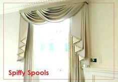 Spiffy Spools is the brand of your dreams as it excels at manifesting your home décor designs into reality, by producing the most opulent looks of curtains & drapes from all over the world! Bedroom Curtains, Drapes Curtains, Extra Wide Curtains, Beautiful Curtains, Custom Window Treatments, Home Projects, The Help, Innovation, Your Style