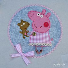 DÍA TRAS DÍA: Peppa Pig