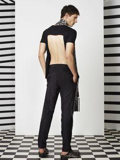 Jean Paul Gaultier Menswear Spring Summer 2015 Paris