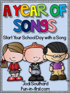 Kids love music!  I try to find ways to incorporate it throughout our school day.  It is such an amazing learning tool. My Songs for the Year packet is the perfect tool for any primary classroom.  I love using songs during our school day!  Kids LOVE to sing.  They sing with abandon, and they do not care...Read More »