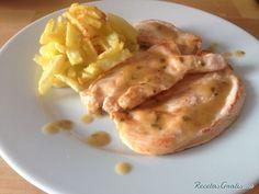 Aprende a preparar filetes de pavo en salsa de limón con esta rica y fácil receta. El pavo es una carne magra, muy recomendable para las dietas de adelgazamiento po...