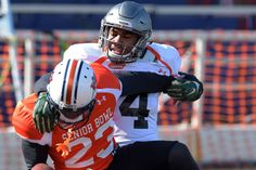 10 players who seized their last chance to shine at Senior Bowl...: 10 players who seized their last chance to shine at Senior… #SeniorBowl
