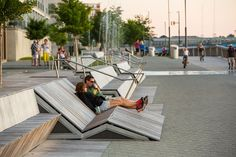 Best Landscape Architecture: Stoss Landscape Urbanism: The CityDeck, Green Bay, Wisconsin, U.S.