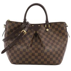 f0ed8a0271 Louis Vuitton Siena Damier Mm Crossbody Bag   Messenger Bag