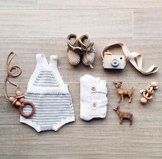 Baby Clothes Layout ◖◖ Bella Montreal ◗◗