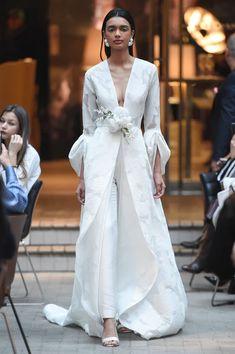 Los vestidos de novia que serán tendencia en 2018. – Bossa