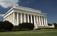The Diverse Architecture of Washington, DC: The Lincoln Memorial