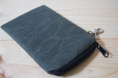 #DoryDesigns has a wonderful selection of #HandMade WaxedCanvas items, including this case! https://www.etsy.com/listing/229176129/waxed-canvas-iphone-6-plus-galaxy-note?ref=shop_home_feat_2